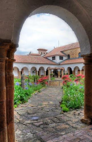 Villa de Leyva - Monasterio Santo Eccehome ✨ #TheCrazyCities #crazyColombia
