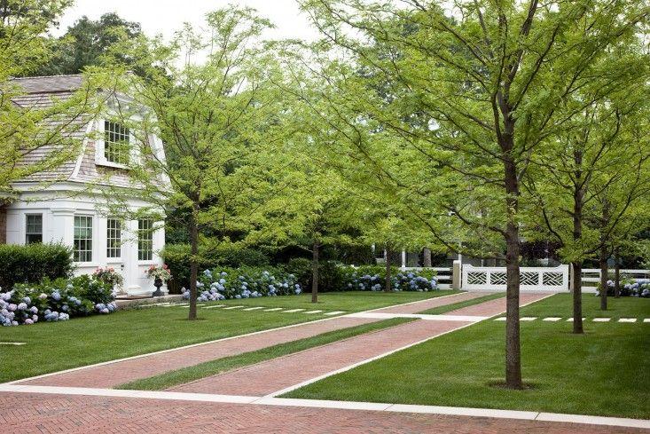 Landscape architect visit a very american garden on cape for American landscape architects