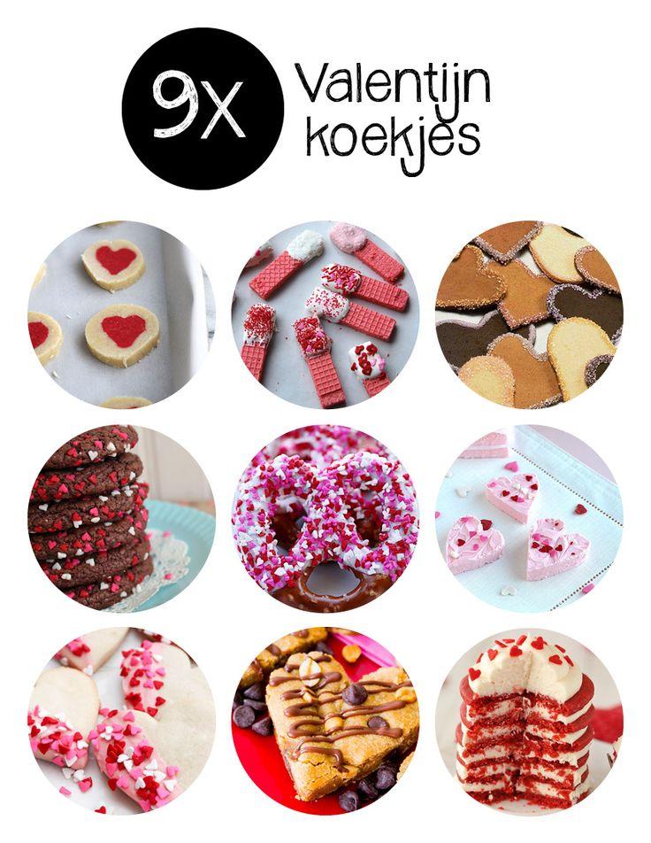 Aangezien de liefde van de man door de maag gaat, zijn wij vast aan het bakken geslagen. Om te kijken welke Valentijn koekjes het lekkerst zijn.