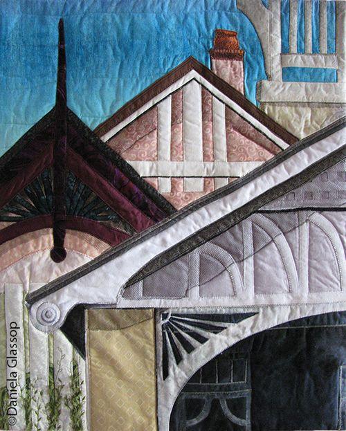 Three Gables in Newcastle by Daniela Glassop.