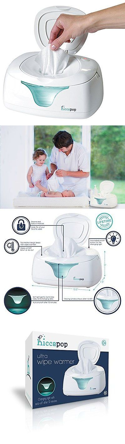 Baby Wipe Warmers 117017: Hiccapop Baby Wet Wipe Warmer And Dispenser Holder Case Changing Light Shower Gift -> BUY IT NOW ONLY: $45.95 on eBay!