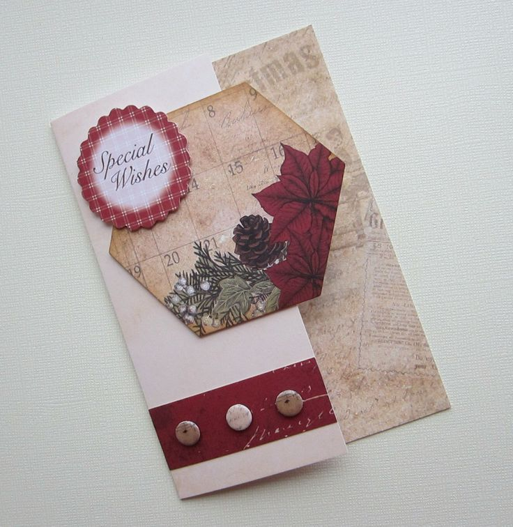 Card created by Kath Woods using the Christmas Cheer collection by Craftwork Cards