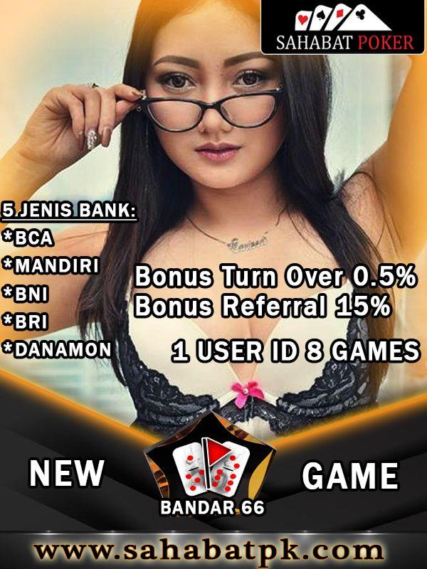 """Susah cari Situs judi online yang bisa di percaya...? Mari gabung di <a href=""""http://sahabatpoker.poker"""" rel=""""dofollow"""">Agen Domino</a> Bonus Refferal 15% Bonus Turn Over 0,5% Agen Judi Online Terbesar dan Terpercaya se asia Daftar dan buktikan sendiri sekarang juga.. PIN BB : 2B13CFDA"""