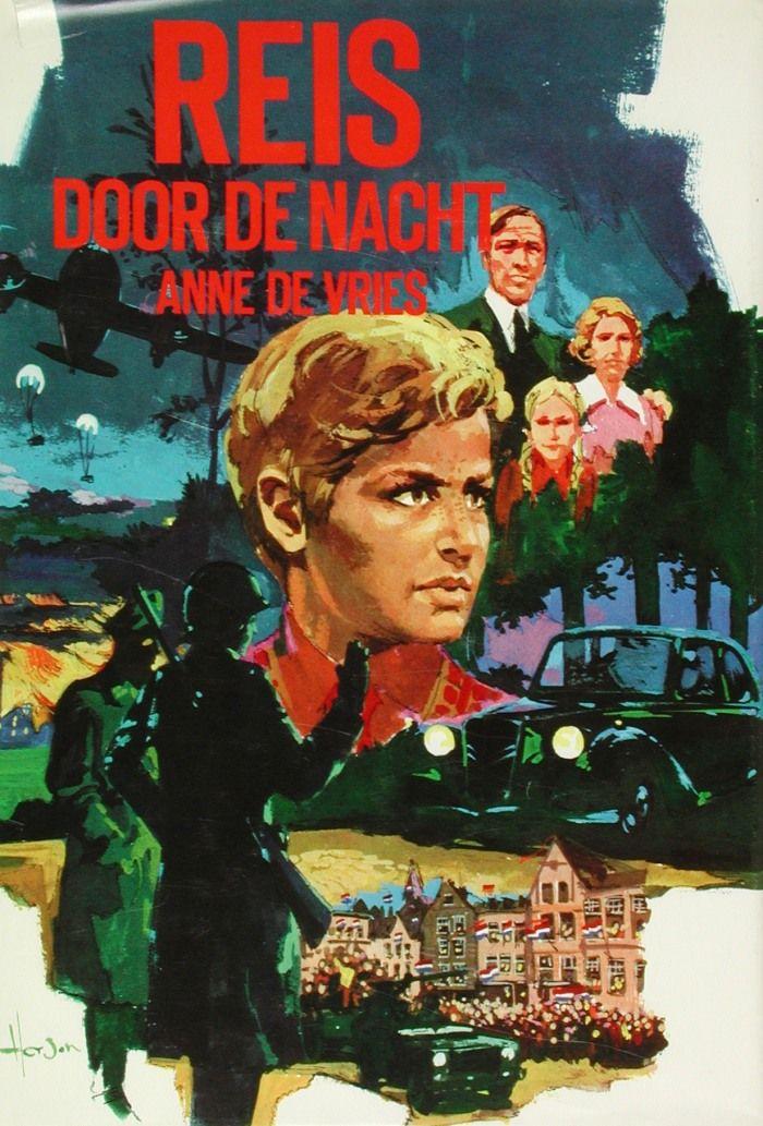 Anne de Vries - Reis door de nacht