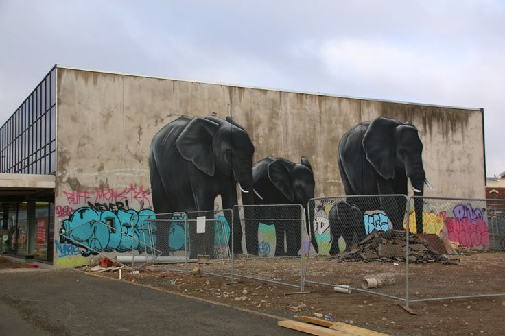 ROA and others. Christchurch, New Zealand.