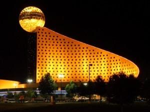 Golden Moon Casino. Choctaw (A.K.A. Philadelphia, MS)