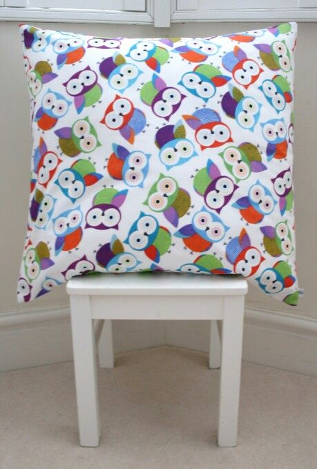 Owl Cushion - £20.00