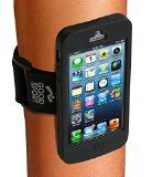 cool iPhone 5 Armband For Running & Exercise – Sports Armband – Black iPhone 5/5s/5c Armband for Woman and Men – Free Screen Protector – Free Fiber Cleaning Cloth – Enclosed In A Gift Box by Good Sport – Best Value iPhone 5/5s/5c Armband!!