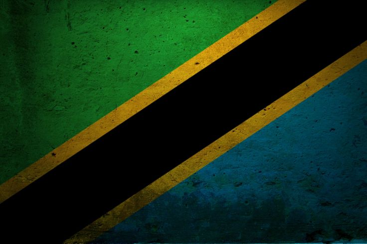Flag of Tanzania wallpaper