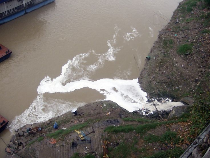 China's Water Pollution Crisis