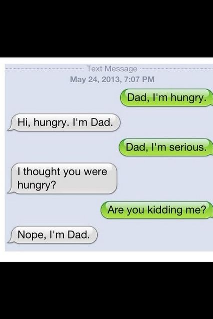 25 Dad Texts That Broke the Internet Autocorrect Fails 2016 (05:42:05 AM, Wednesday 17, August 2016 PDT) – 40 pics
