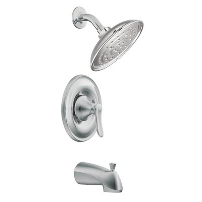 single handle tub and shower faucet w 7 in rain showerhead faucets