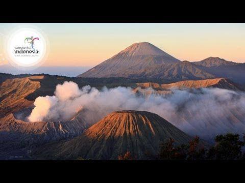 Mountains in Bromo-Tengger-Semeru National Park | Indonesia