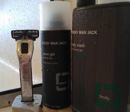 Every Man Jack Review - The Sharp Gentleman