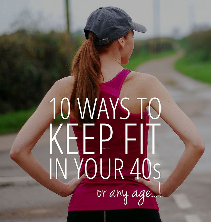 Not Dressed As Lamb - Over 40 Fashion Blog: Health & Fitness | 10 Ways To Keep Fit in Your 40s (or at Any Age)