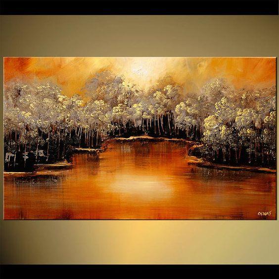 M s de 25 ideas incre bles sobre colores de la pintura de - Pintura naranja pared ...