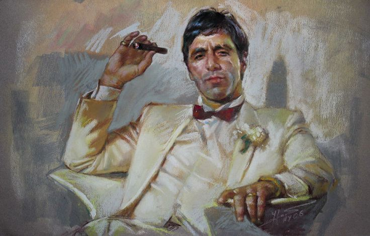 Scarface thesis