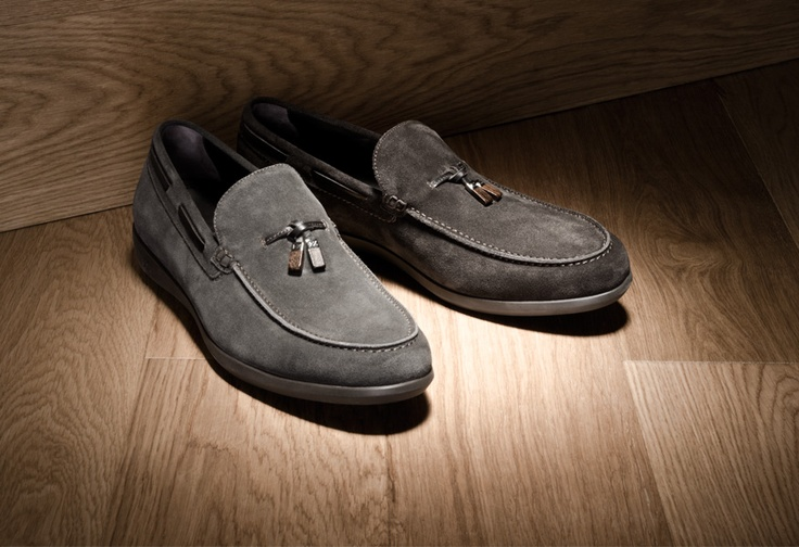 The Zegna loafer because.........Zegna