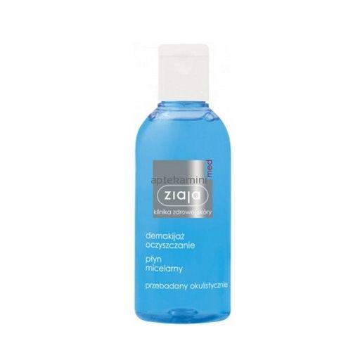 Ziaja Med Demakijaż Oczyszczający płyn micelarny 200ml