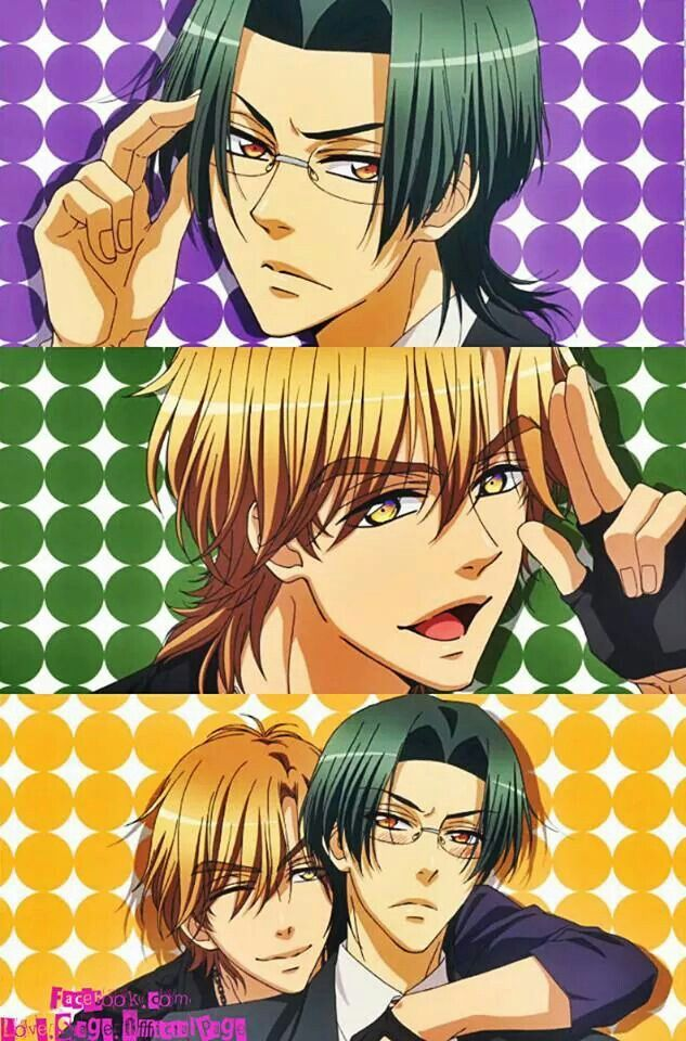 Love Stage!! ~~ Rei and Shougo