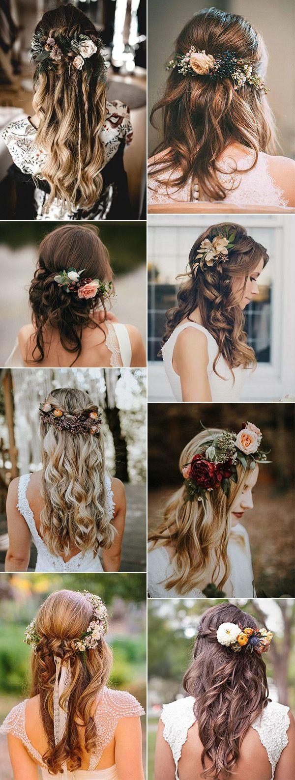 18 Pretty autumn hairstyles that inspire