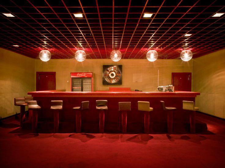 Bar at Hotel Kyjev in Bratislava
