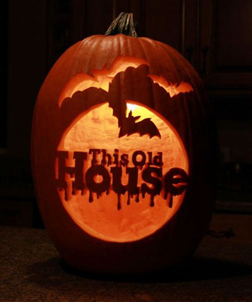 Wishing you all a Safe & Happy Halloween this week \ www.hollandrb.com  thisoldhouse.com | from 2013 Pumpkin Carving Contest Winners