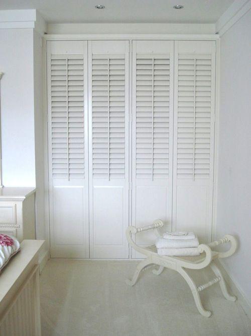 Wardrobe doors …