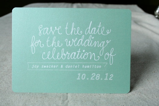 Sketch pen, Silhouette, project idea, save the date