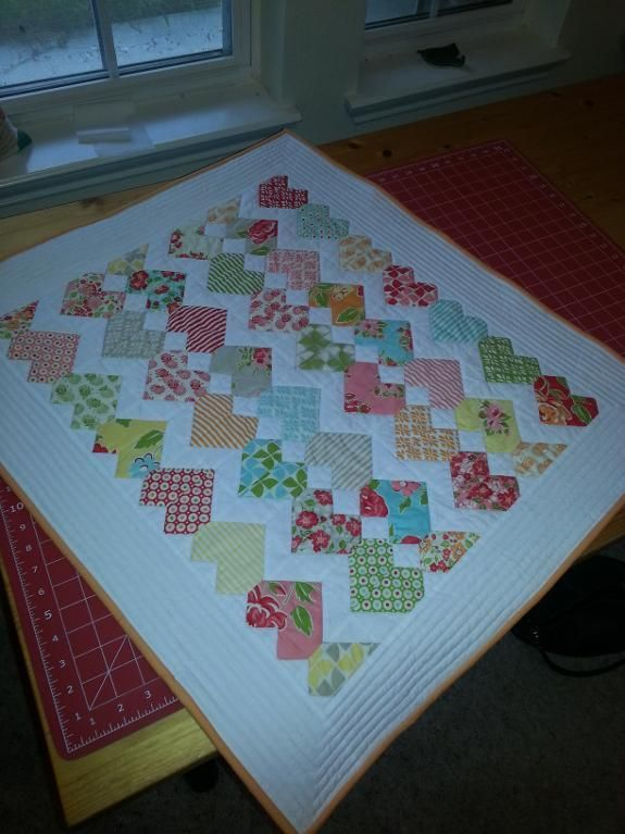 163 Best Charm Pack Quilts Images On Pinterest Charm