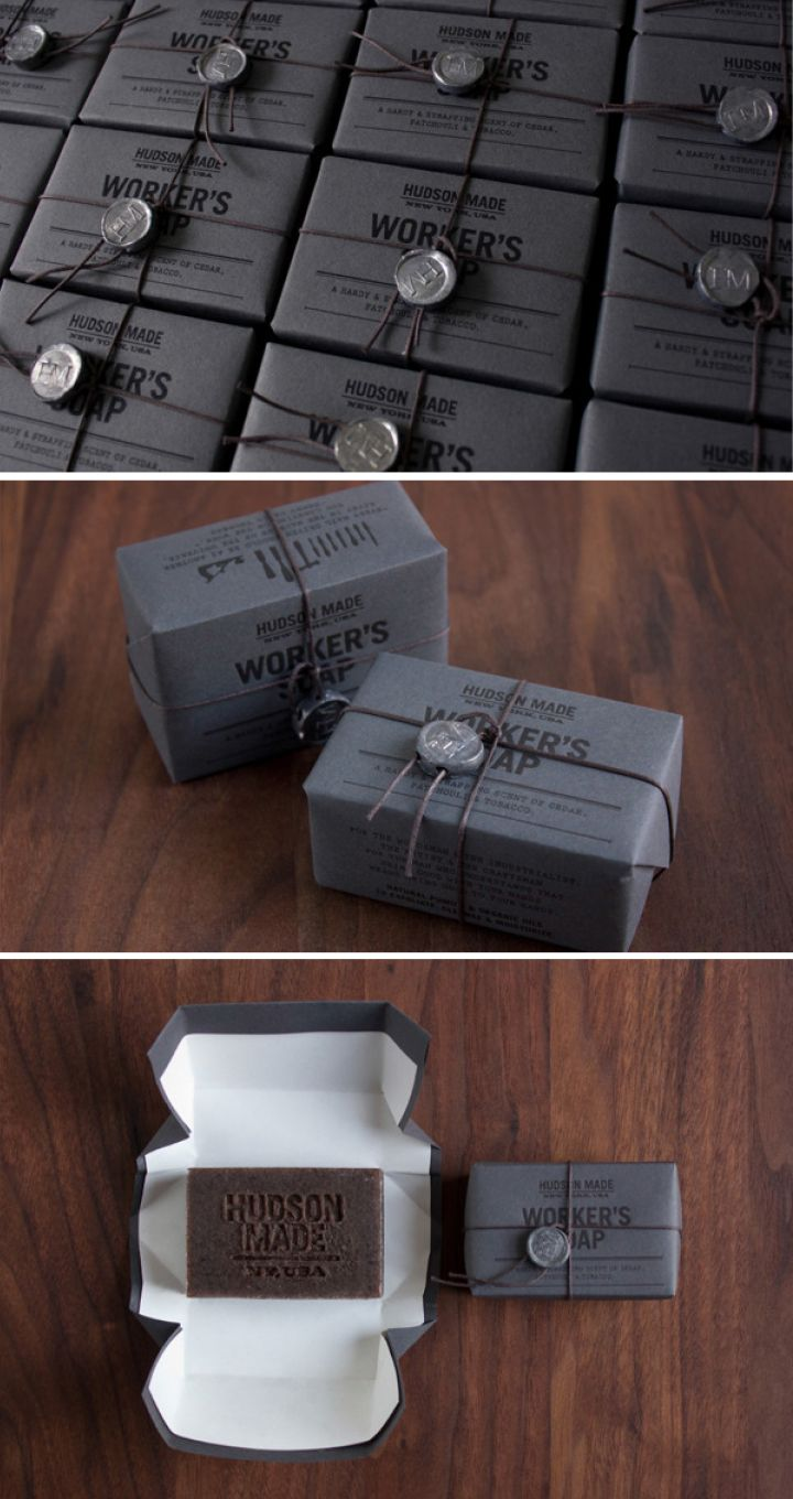 Packaging simple et efficace