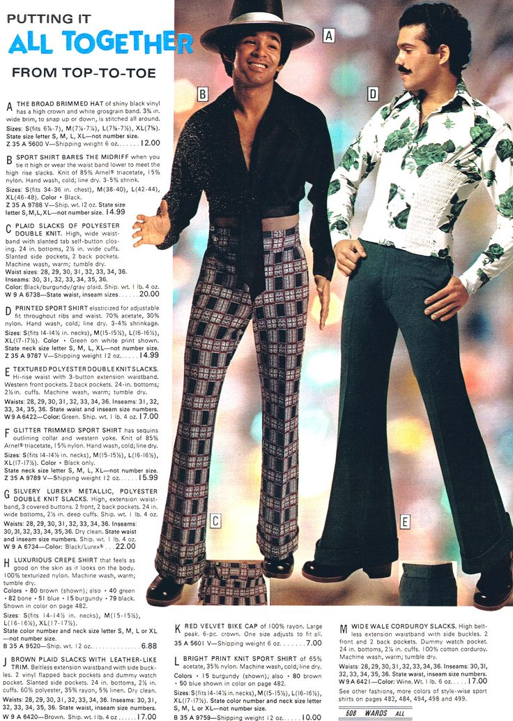 34 best images about Men`s fashion 1970`s on Pinterest | Bell ...