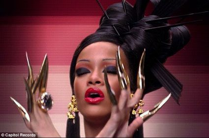 "Rihanna ""Princess of China"""