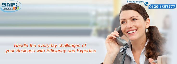 Handle the everyday challenges of your Business with efficiency and Expertise...