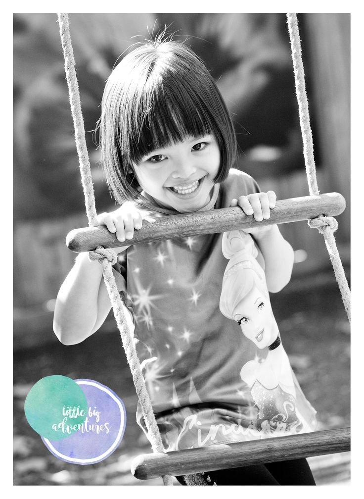 Swinging Into Kinder!  Melbourne Kindergarten Photography: Little Big Adventures
