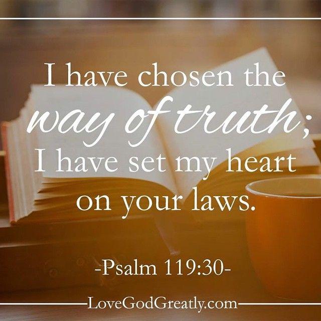 #LoveGodGreatly #Psalm119 Week 2- Monday Read: Psalm 119:25-32