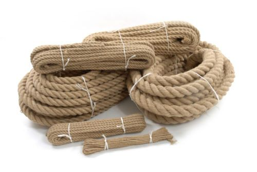 100-Natural-Jute-Hessian-Rope-Cord-Braided-Twisted-Boating-Sash-Garden-Decking