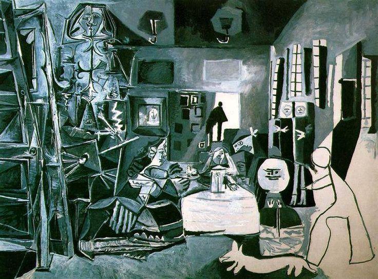 Las Meninas (Velazquez) by Pablo Picasso