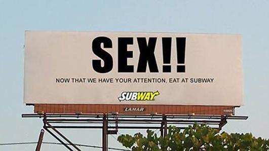 Billboards That'll Make You Say WTF