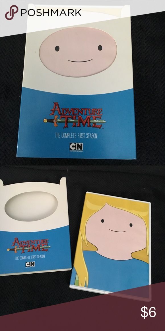 First complete season of Adventure Time First complete season of Adventure Time Hot Topic Other