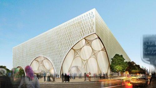Aleppo Opera House | PROMONTORIO - Arch2O.com