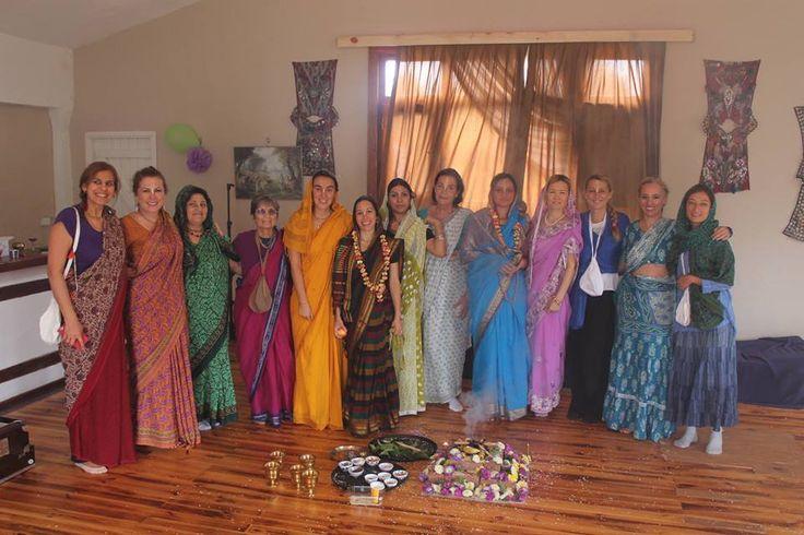 Bhakti Yoga Kampı 2015