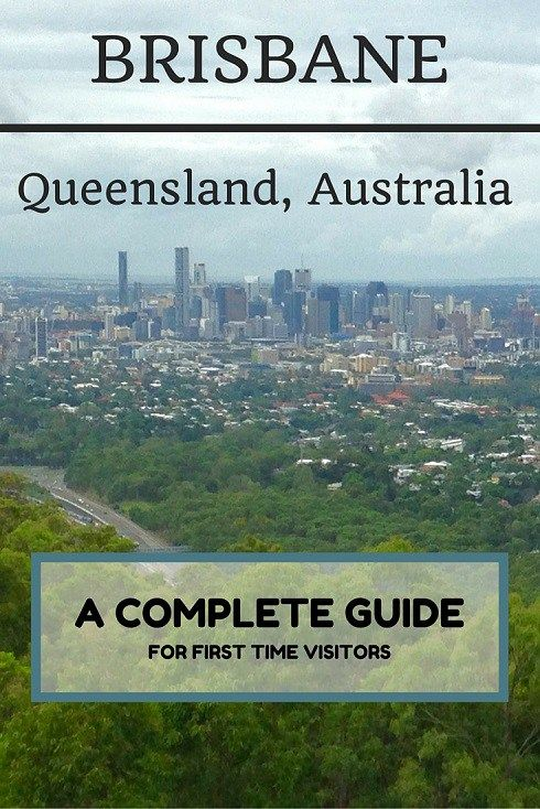 Adoration 4 Adventure's complete guide for first time visitor's to Brisbane, Queensland, Australia.