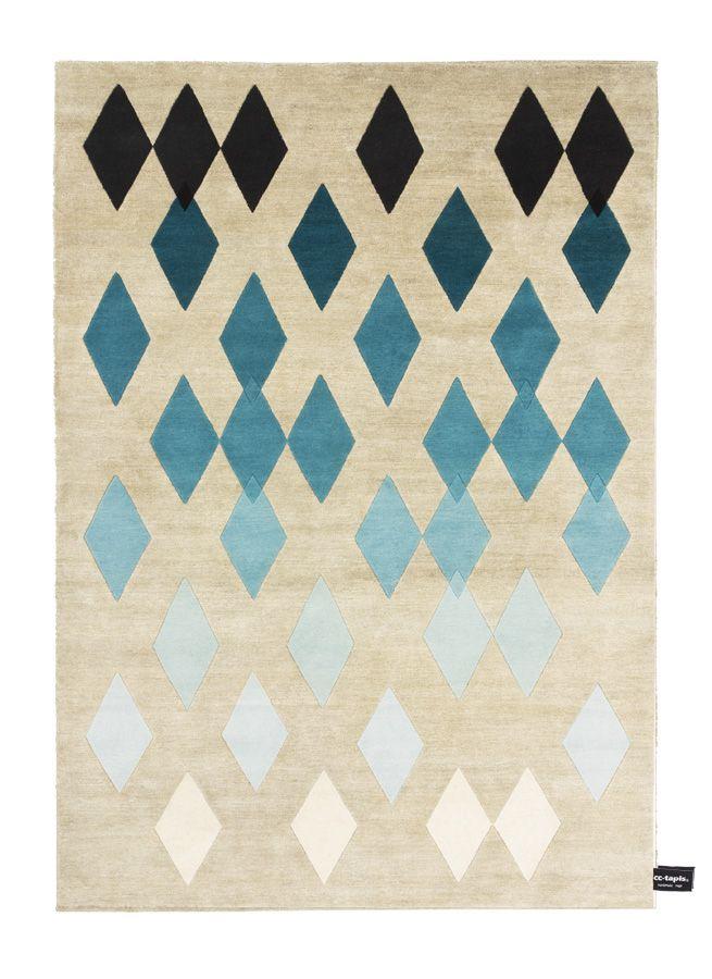 Rug. Contemporary collection—CC Tapis, éditeur de tapis noués main depuis 1943