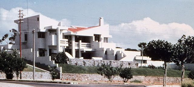 Stiloguedes XXVI - Casa Salm de 1963-1965 na Sommerschield