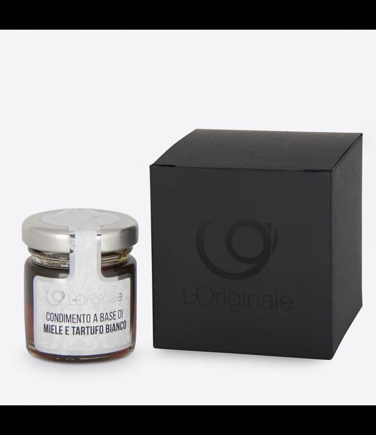 L-Originale - Honey with White Truffle - Truffle - Collection | L-Originale