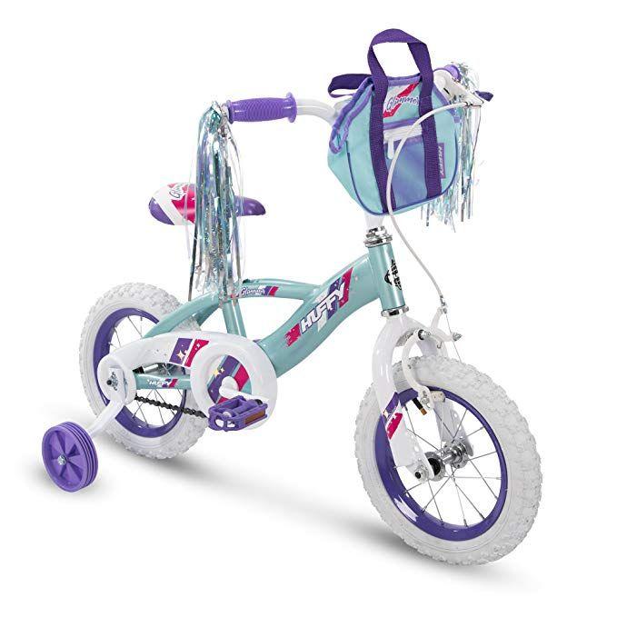 Joystar 12 Inch Kids Bike For 2 4 Years Girls Child Bicycle With Training Wheel Coaster Brake For 2 4 Years Kids 85 Assemb Kids Bike Kids Bicycle Boy Bike