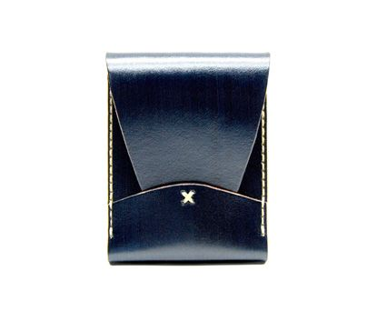 """Portrait Wallet-Midnight"" by Jaqet available on: http://simplecastle.com/product-details.asp?id=961"