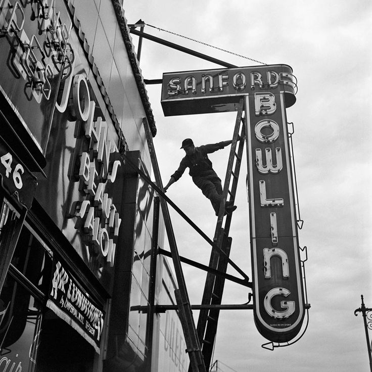September 20, 1954. New York, NY B&W Photography | Art by Vivian Maier