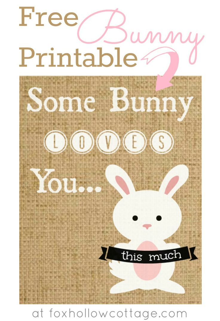 Best 89 Spring Bunnies images on Pinterest   Easter bunny, Easter ...